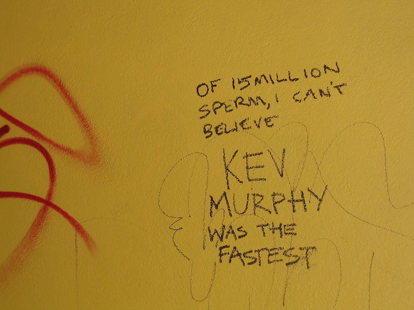Poor Kev Murphy