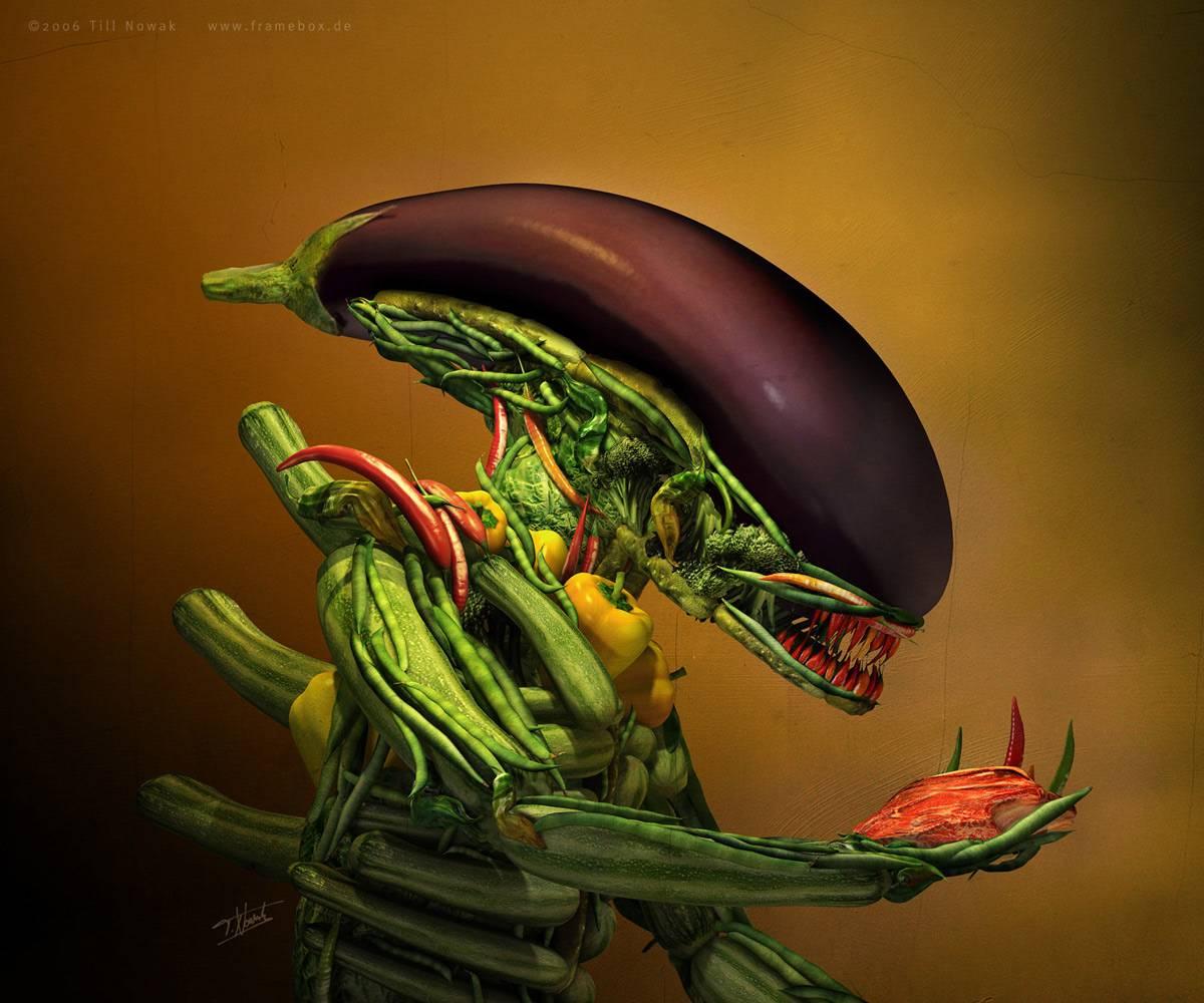 """Salad"" by Till Nowak"
