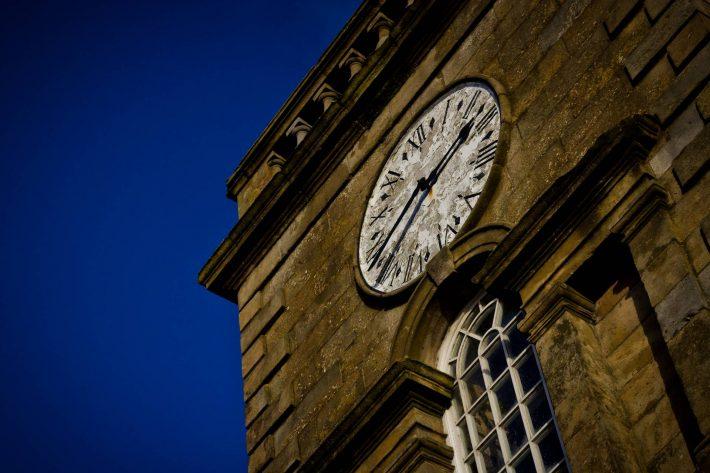 Clock tower - Ballycastle - Photo by Alex Leonard
