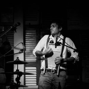 Washboard King - A photo by Alex Leonard